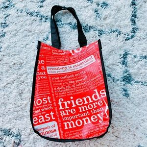 Small Lululemon Tote / FREE (W/ ANY PURCHASE)